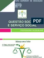 QUESTÃO SOCIAL E SERVIÇO SOCIAL