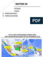 Statistik Batubara