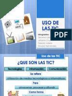 Exposicion Uso de Las Tic