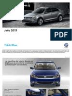 Catalogo Jetta2013