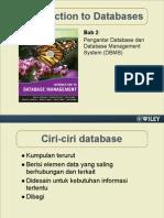 Bab 2 Pengantar Database Dan Database Management Sistem