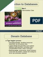 Bab 3 Memodelkan Data Base