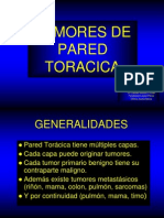 Tumor de Pared Toracica