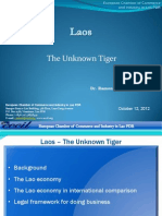 LAOS THE UNKNOWN TIGER