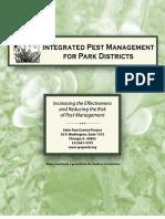 Park District Manual - Pest Control