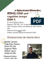 DSM 5 Espectro Autista Dsm 5