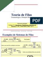 Modelagem Analitica 2 - Teoria de Filas