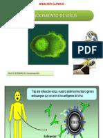 Exp Reconocimiento de Virus