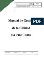 Manual de Calidad TALLER