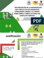 Investigación Niños+Conflicto+Prensa