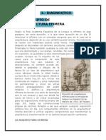 Proyecto Arquitectura Efimera Para Exposicion Trabajo de Investigacion