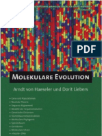 Haeseler, Liebers - Molekulare Evolution