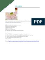 Es Krim Potong Stroberi