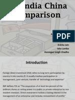 Case Study - International Finance