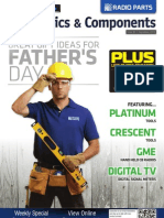 Issue 93 Radio Parts Newsletter - September 2013