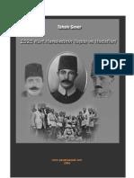 1925 Kürt Hareketinin Yapısı ve Hedefleri