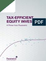 Parametric U.S. Tax Primer 2013.Web .CA
