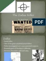(Psychology) Zodiac Killer