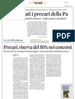 Rassegna Stampa 27.08.2013