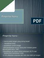Fingertip Injury