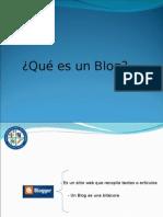 Blog Power Point