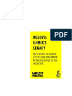 Amnesty International ku Kosovu