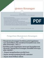 Chapter I M Keuangan