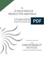 Starhawk Empowerment Five-Fold-Path