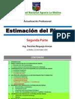 Estimacion Del Riesgo