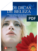 [eBook] - 1001 Dicas Sobre Beleza