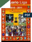 Anuario Liga 2010-11