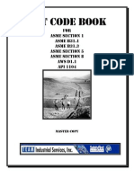 NDT Code Book Made Easy