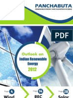 Panchabuta India Renewable Energy Outlook