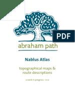 Abraham Path - Nablus v1.0