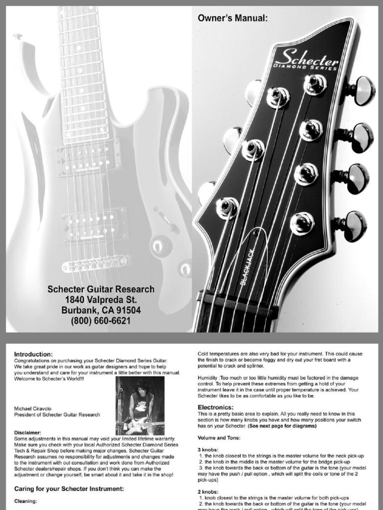 Samick Guitars Wiring Diagrams Electric Guitar Wiring Diagram ...