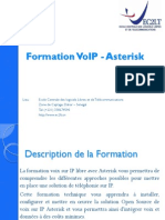 Formation Voip - Asterisk