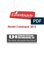 Fastparts UH & model catalogue 2013