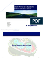 Borg Warner e Drive