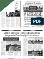 Versión impresa del periódico El mexiquense  27 agosto 2013
