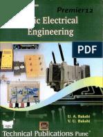 Basic Electrical Engineering by U.A Bakshi