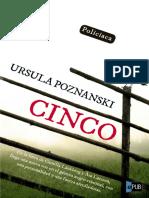 Ursula Poznanski. Cinco (v1.0 Crubiera)