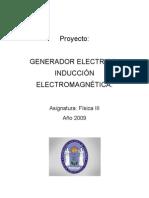 Generador+eléctrico-inducción+electromagnética
