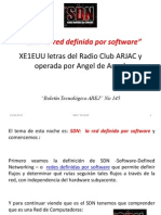 SDN Software Definido de Red