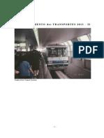 Furb1 - Tecnica e Economia Transportes- Planejamento Dos Transportes 2013-2
