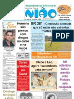 2009.06.11 - BR-381 Comissão constatata que só radar não vai evitar mortes na BR - Jornal Opinião