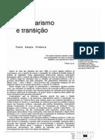 Paulo S. Pinheiro - Autoritarismoe transição