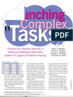 Launching Complex Tasks