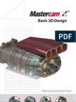 Basic_3D_Design FOR MASTER CAM