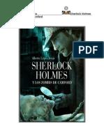 Sherlock Holmes y Los Zombis de Camford - Alberto Lopez Aroca