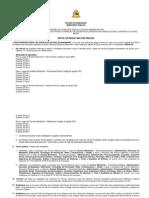 Edital de Resultado Concurso MPMA 2013-1